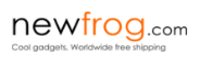 Shopping with NewFrog with cashback